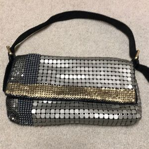 BCBG evening bag